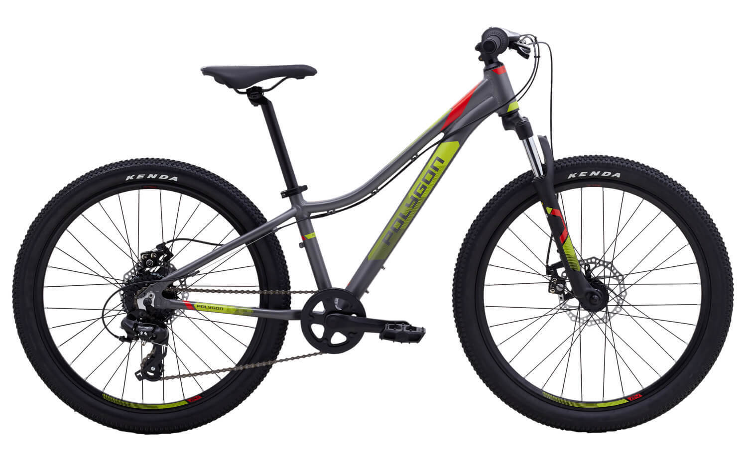 Polygon Relic 24 inch Kids Mountain Bike
