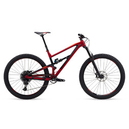 Polygon Siskiu N8 Dual Suspension Mountain Bike