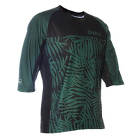 DHaRCO Mens 3/4 Sleeve Jersey | Camo Fern