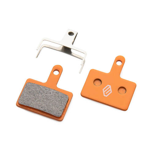 Entity BP01 Disc Brake Pads - Organic
