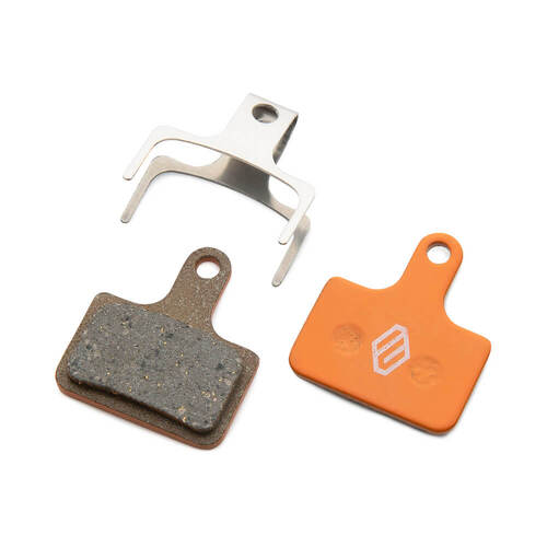 Entity BP06 Disc Brake Pads - Metallic